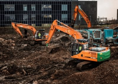 Land Remediation – Manchester