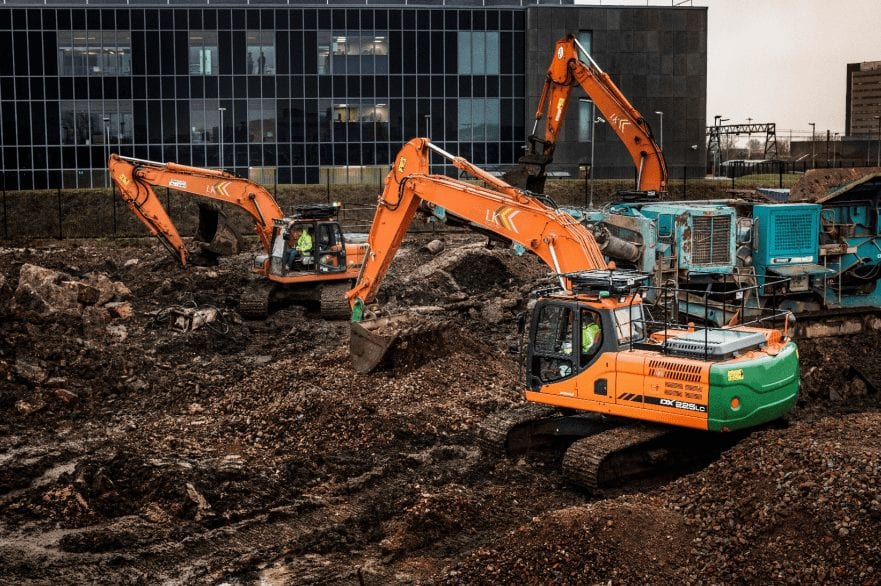 Land Remediation – Manchester
