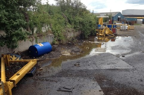 Site Investigation & Assessment – Site on the River Tame, Manchester