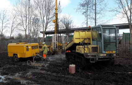 Open Hole Rotary Drilling – Yorkshire