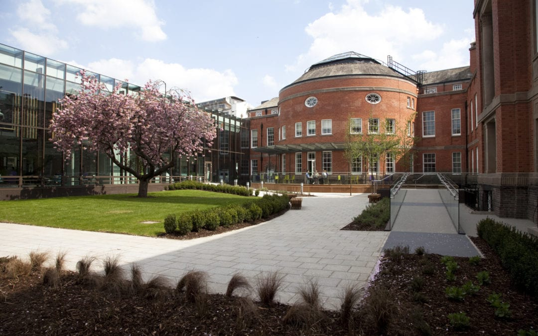 Major Redevelopment – Trafford Town Hall, Manchester