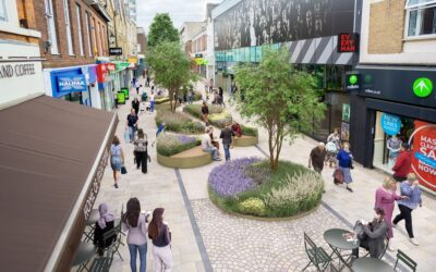 Consultation on the next stage of the redevelopment of Altrincham's public realm is now open