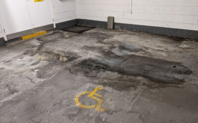 Undertaking basement impact assessments for a car park in Bristol